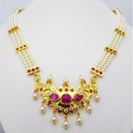 Necklace of Make Believe Costume